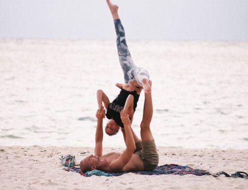 Enjoy Yoga Anywhere